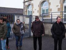 Non à la fermeture d'une classe au RPI la Chapelle aux Bois/Les Voivres