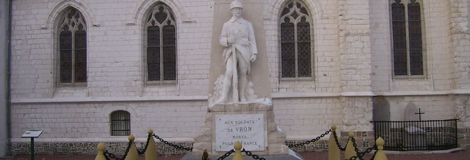 VRON: son monument aux morts