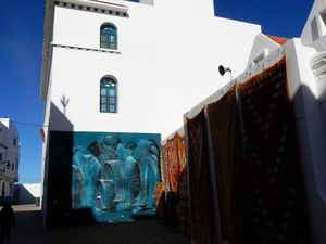 Asilah (Maroc en camping-car)