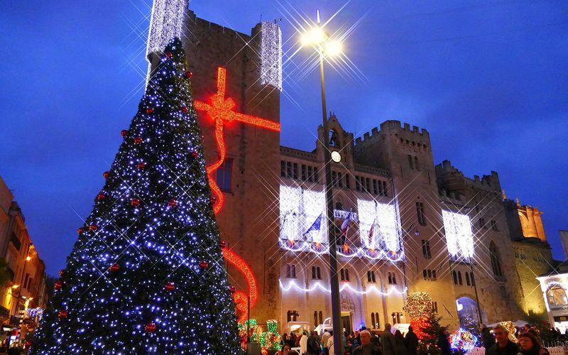 17. Narbonne, les féeries de Noël 2015
