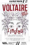 L'ingénu  de  Voltaire  Mise en scène de Christophe Barbaud,   interprété Thomas Willaime