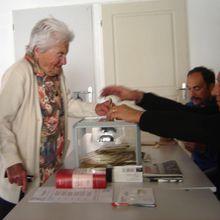 Barrême , le résultat du deuxième tour des élections présidentielle 2017
