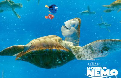 Le monde de Nemo - Disney - Pixar - Wallpaper - Fond d'écran