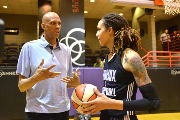 WNBA: Lessons From A Legend