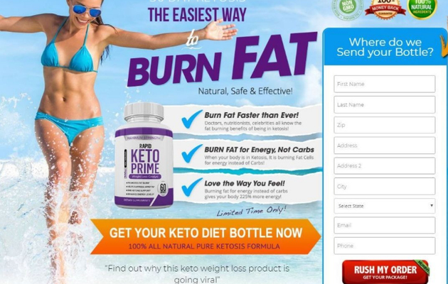 Rapid Keto Prime:-Easiest Tips To Quickly & Naturally weight Lose ...