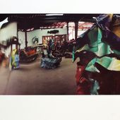 "Expo Photographie Contemporaine: John CHAMBERLAIN ""Photographs"" - ACTUART by Eric SIMON"