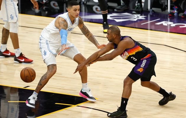 Phoenix domine les Lakers privés de LeBron James et Anthony Davis
