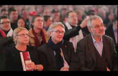 29 janvier 2014: grand meeting Force Ouvrière