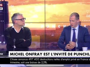 Michel Onfray - Punchline (CNews) - 11.06.2020