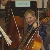 premier concert de violoncelle - Le blog d' une francaise au Nebraska