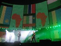U2 -San Sebastian ,Espagne 09/08/2005