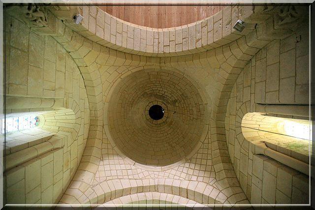 Diaporama église fortifiée de Biron