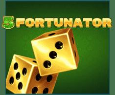 machine a sous 5 Fortunator logiciel Playson