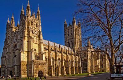 Quelques mots sur l'étape de Canterbury