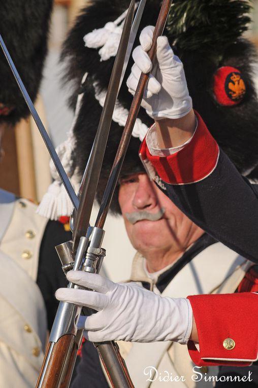 29e édition des journées européennes du patrimoine au château de Vincennes. Dans le cadre du bicentenaire de la campagne de Russie, le SHD organise la rencontre de plusieurs associations de la Grande Armée Napoléonienne. Septembre 2012