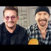 Bono and The Edge Get Stuck in a Moment They Can't Get Out Of // Omaze - U2 BLOG