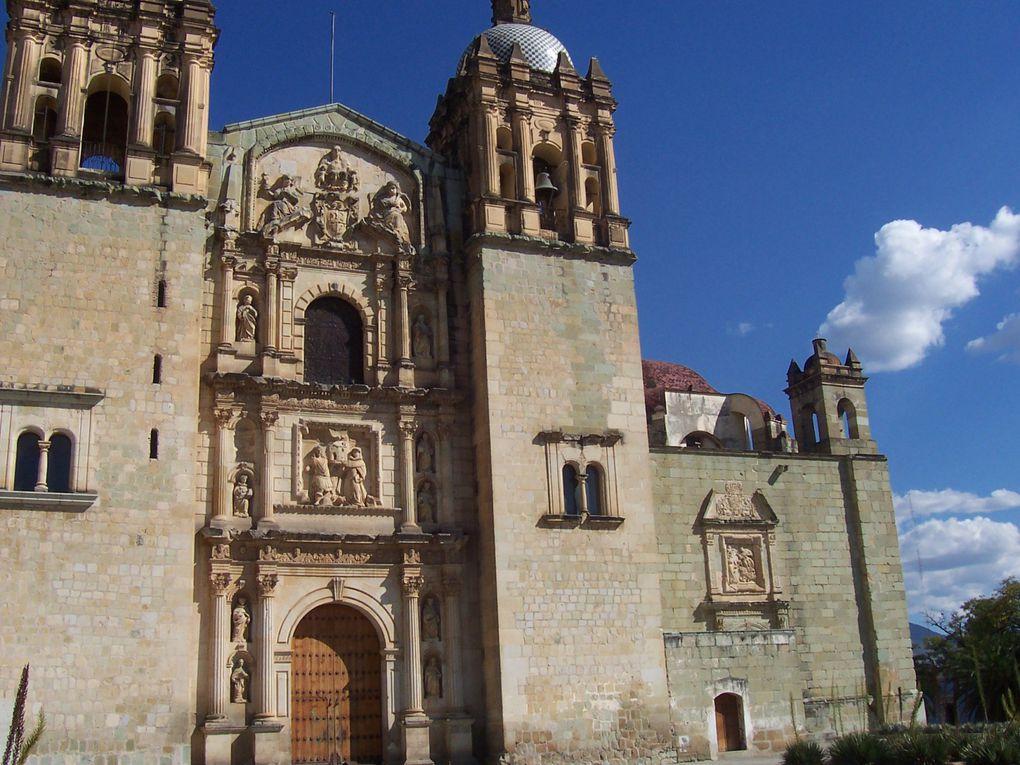 Voyage a travers le Mexique de Mexico a Cancun