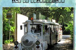 Petit train de l'île de Noirmoutier...