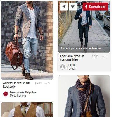 Mobile : Pinterest saute dans le train du e-commerce aux USA