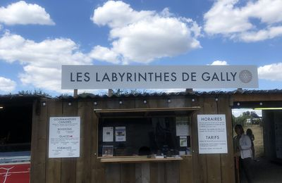 Les labyrinthes de Gally