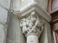 Les chapiteaux de la Cathédrale Notre Dame de Die