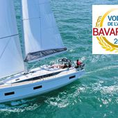 Bavaria C42 elected Sailing Yacht of the Year 2021 in France - Yachting Art Magazine