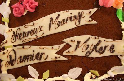 MARIAGE DAMIEN ET MILENE