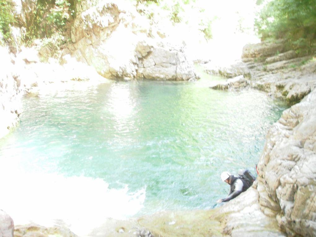 En reconnaissance canyon pour le Midi Py, Jean Luc, Cyril et Véro partis en Espagne sur le Mont Perdu pour un sublime Canyon!!!
