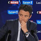 """""""Gilets jaunes"""" : Griveaux fustige Maxime Nicolle et Eric Drouet, """"des factieux, des séditieux"""""""