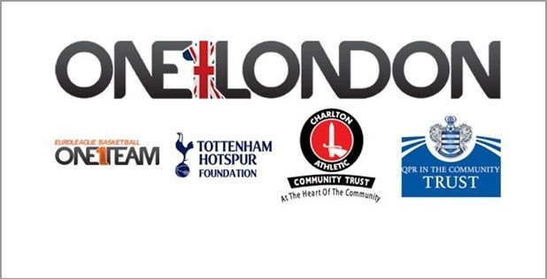 Euroleague Basketball and three London football clubs partner for One London!
