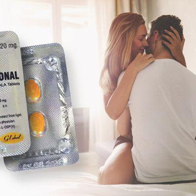 Die Vorteile von Cialis Professional 20 mg. Online bestellen!