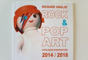 Rock & Pop Art de Richard UNGLIK