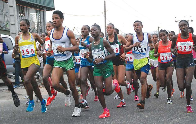 EKORace || Run your race to access $370,000 as Access Bank Lagos City Marathon holds.