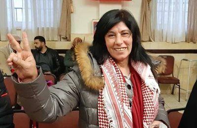 Khalida Jarrar raconte ses 20 mois de détention administrative.