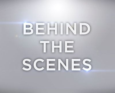 Nouvelle série d'articles : BTS (Behind the scenes)