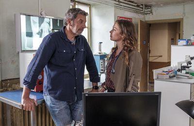 """""""La Doc et le Véto"""", fiction inédite avec Michel Cymes et Dounia Coesens ce soir sur France 3"""