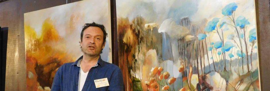L'œuvre de Jean-Michel Rackelboom primée !
