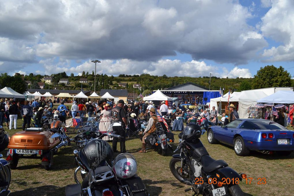 Album Photos 11ième Festival Country Western d'Igoville 2018
