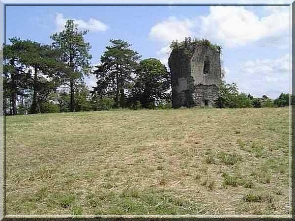 Diaporama château de Saint Chef