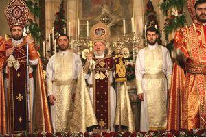Hiérarchie dans l'église arménienne
