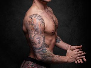 Nathaniel Scott par Dan Collins