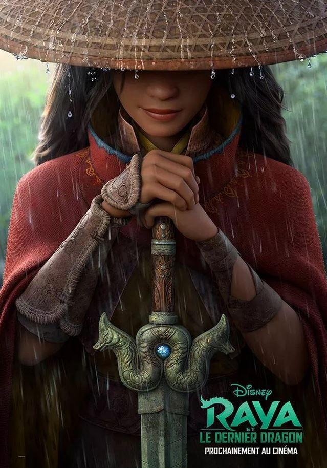 Raya et le dernier dragon (BANDE-ANNONCE) avec les voix de Awkwafina et Kelly Marie Tran - Le 3 mars 2021 au cinéma