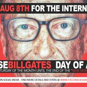 #ExposeBillGates Monthly Day of Action - How To Get Involved | The Conscious Resistance Network
