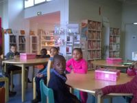Les CPB à la bibliothèque de Neuilly-Plaisance