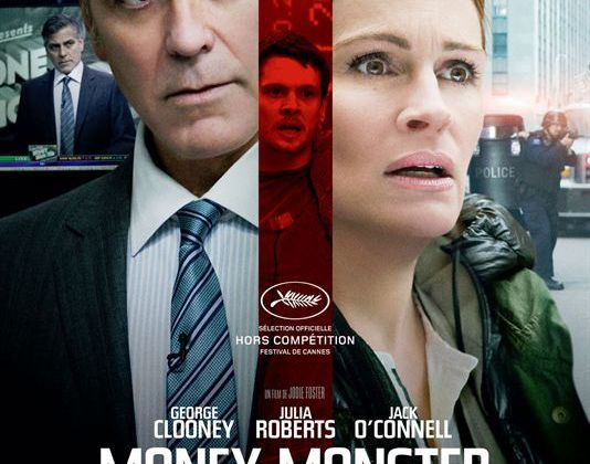 MONEY MONSTER – G. CLOONEY – J. ROBERTS