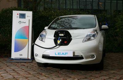 Les électriques alimenteront le siège de Nissan