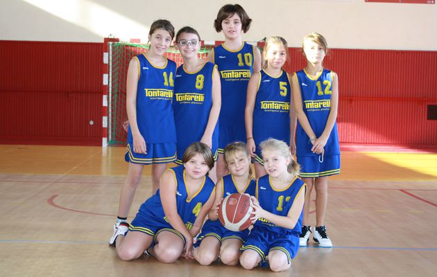Album - 2012 - 2013 : U11F (poussines)