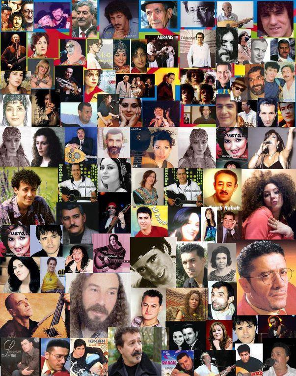 Album - Chanteurs-et-chanteuses-de-Kabylie