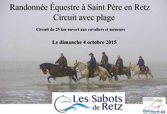 Rando à Saint-Père-en-Retz (44) dimanche 4 octobre 2015