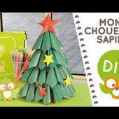 Chouette DIY #2 - Fabrique ton chouette Sapin de Noël !